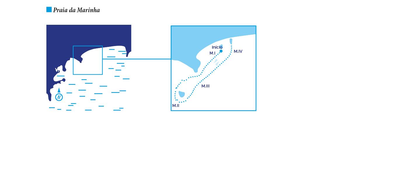 MAPA Praia da Marinha